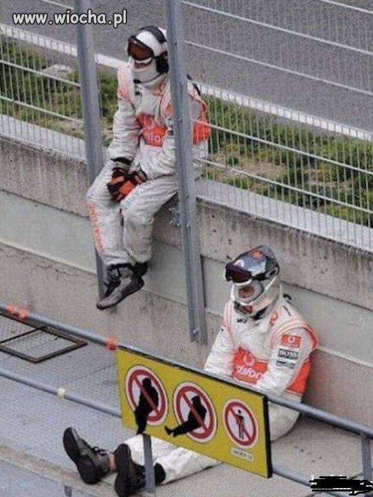 Ch�opcy z McLarena