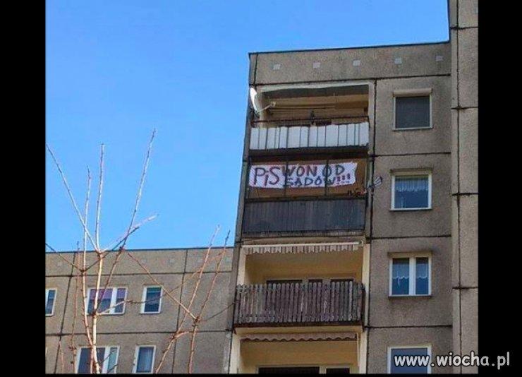 Wolny balkon