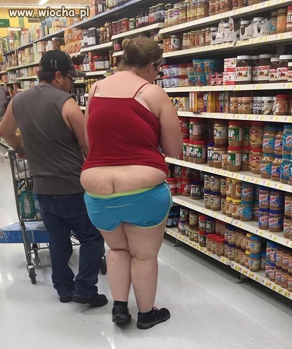 A na zakupy ubiorę obcisłe szorty