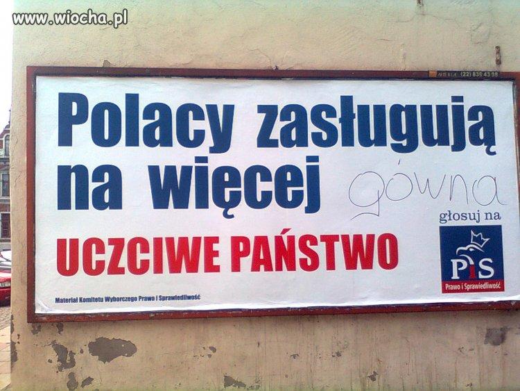 Polscy zasługują..
