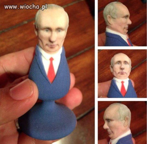 I ty możesz mieć Putina w d...e