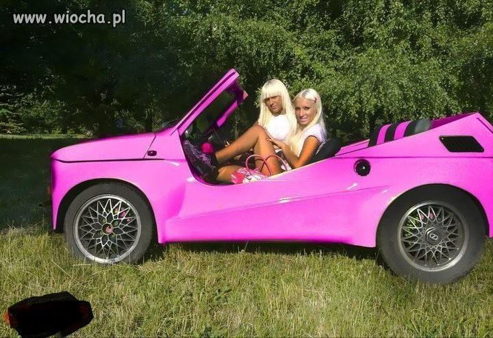 Blondmobile