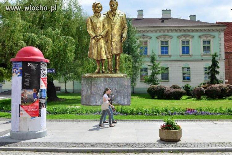 Pomnik L.Kaczyńskiego w Radomiu koszt 300 tys zł