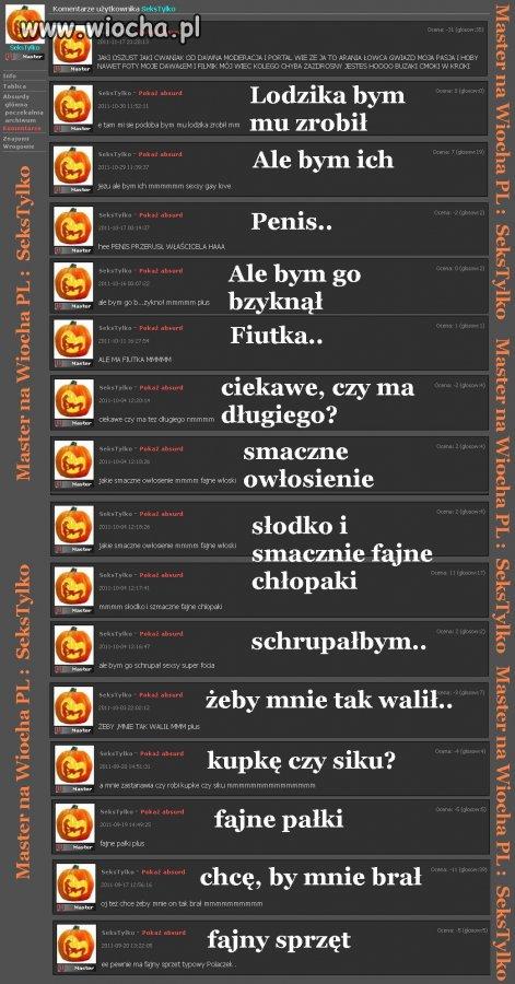 Petycja Wiocha PL odnośnie Mastera: SeksTylko (ARANIA)