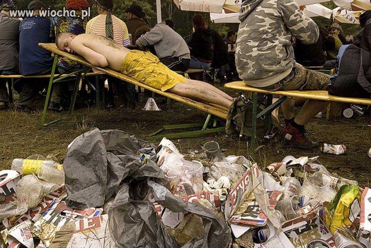 Niedługo znowu Woodstock