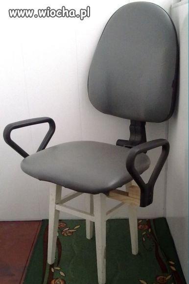 Krzesło nowej generacji !