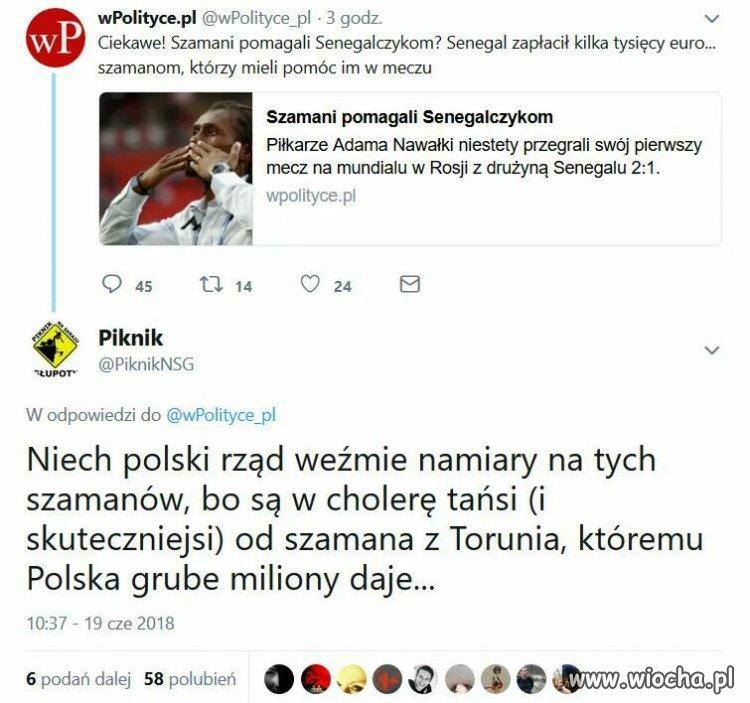 To tym razem nie jest wina Tuska.