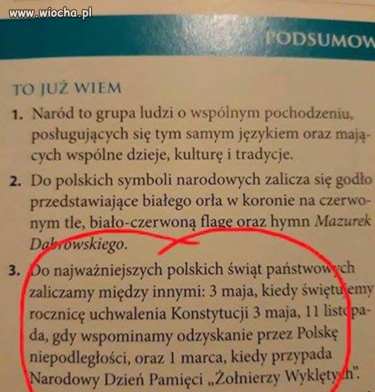 Podręcznik do historii kl.IV S.P.