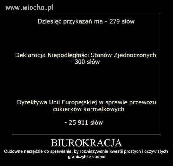 Unia Europejska w pigułce...
