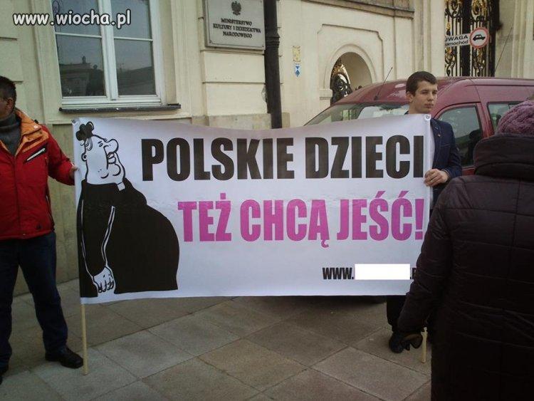 Taki mamy w Polsce klimat...