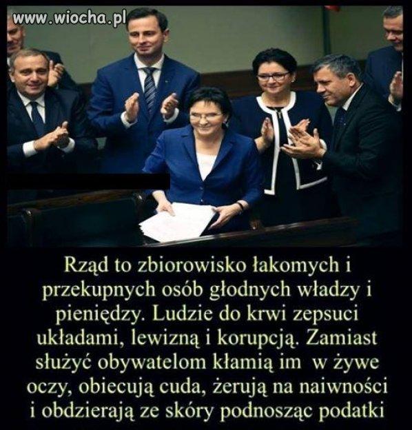 Konkretnie i dosadnie na temat polskich polityk�w