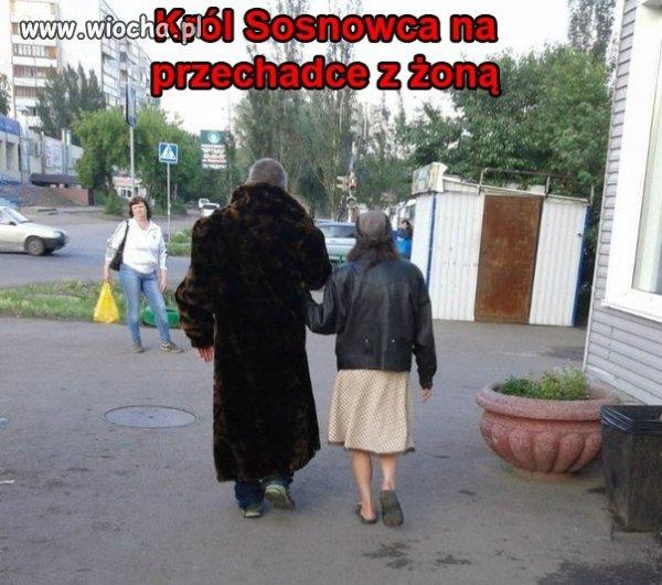 Kr�l Sosnowca...