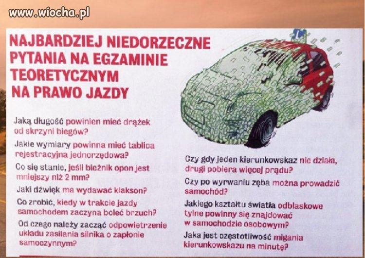 Idiotyzm norma w Polsce.