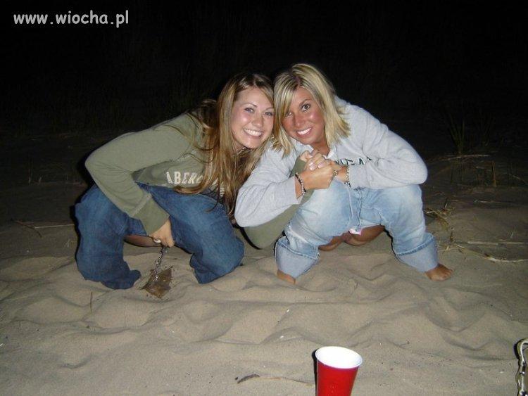 Ekstrawagancja na plaży