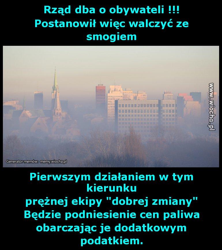 Rząd dba o obywateli !!!