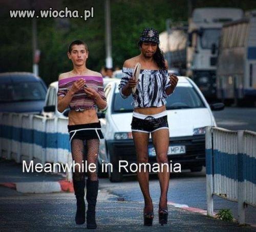 Tymczasem w Rumunii.