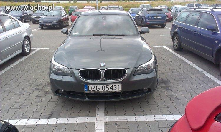 Mistrz parkowania Castorama Zgorzelec