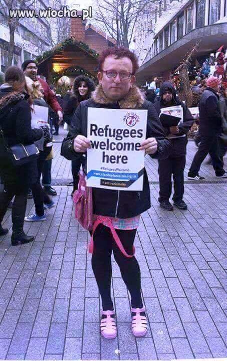 On pewni nie jest świadomy,  że muzułmanie
