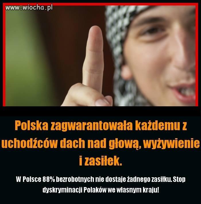 Stop Dyskryminacji Polaków!