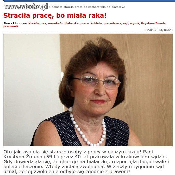 W Polsce lepiej nie chorować