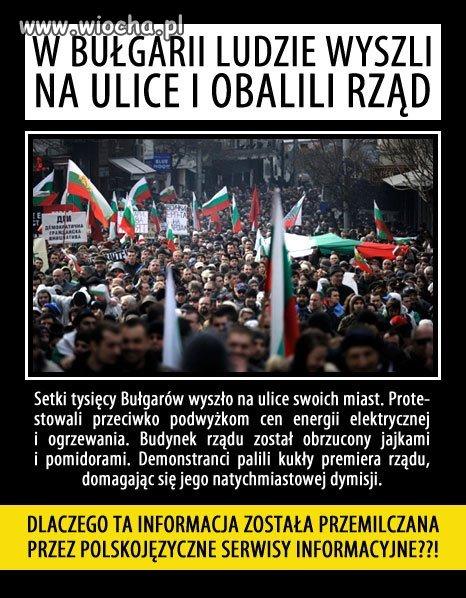 A Polskie media o tym milczą !!!