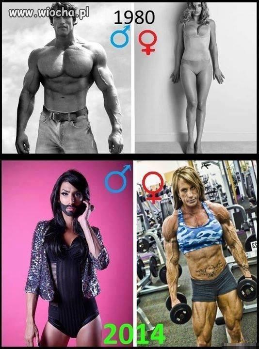 Mężczyźni i kobiety...