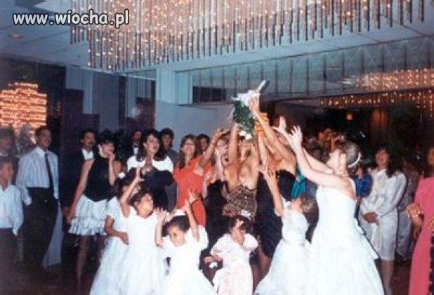 Udane wesele...