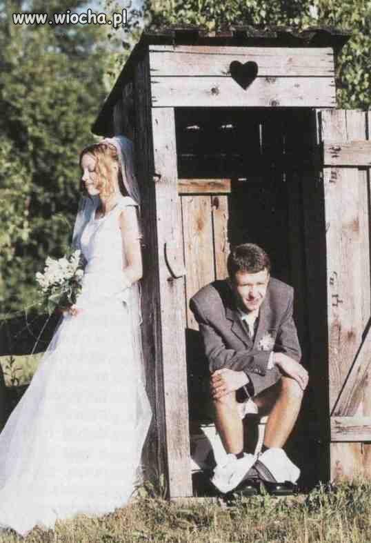 Takie sobie z albumu ślubnego