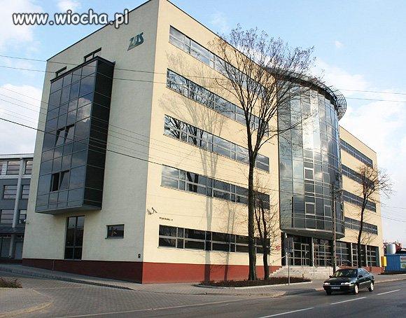 Siedziby ZUS w różnych miastach Polski