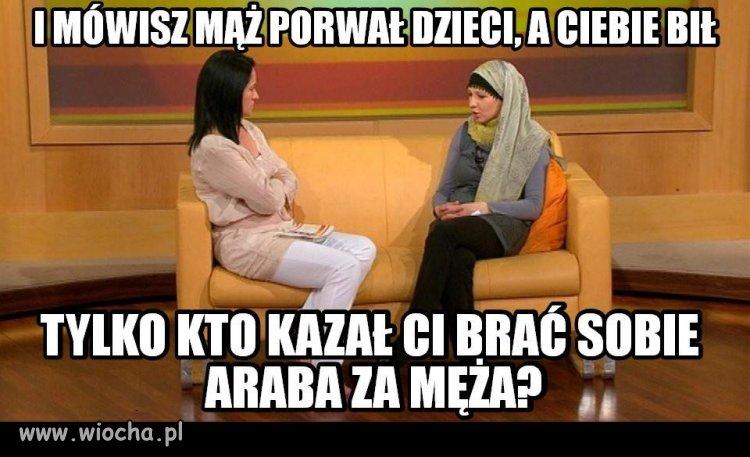 Mądra Polka po szkodzie.