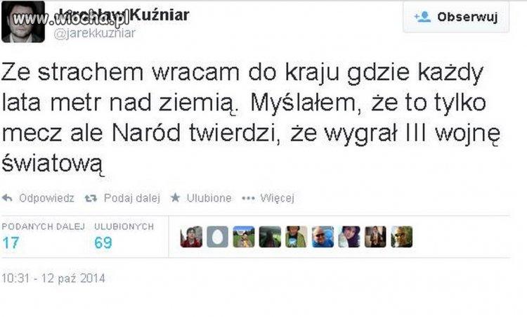 POgarda dla Polaków jak zawsze przychodzi z TVN