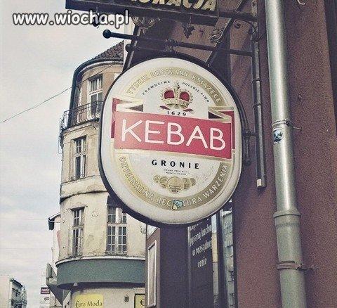 Kebab gronie