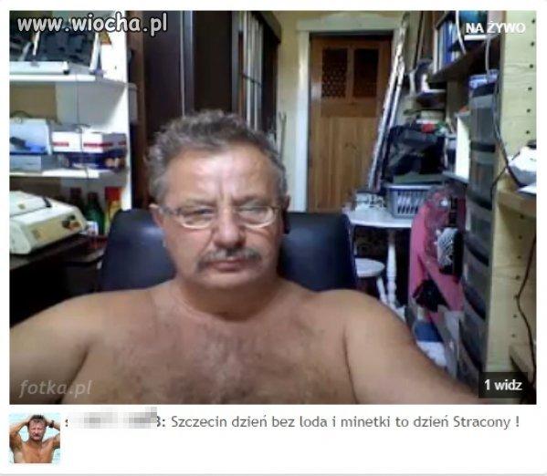 Szczeciniak w akcji