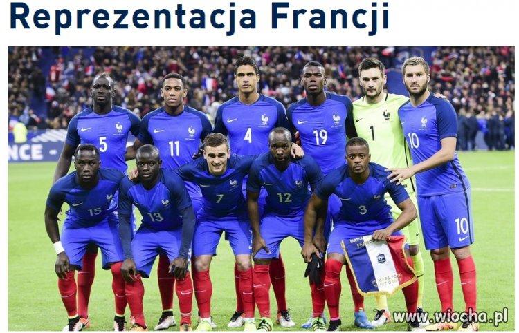 Reprezentacja Francji Euro 2016