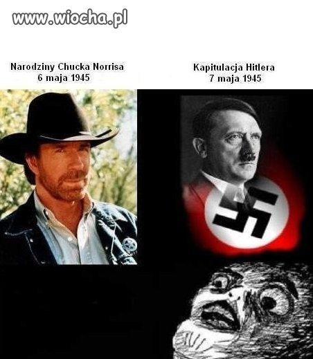 Czyżby Adolf się wystraszył?