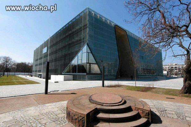 Muzeum Żydów Polskich. Za ponad 120 milionów.