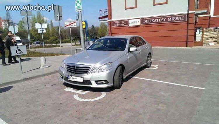 Mistrzowie parkowania - Głogów cz. 1