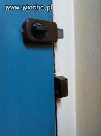 Żaden złodziej nie wejdzie