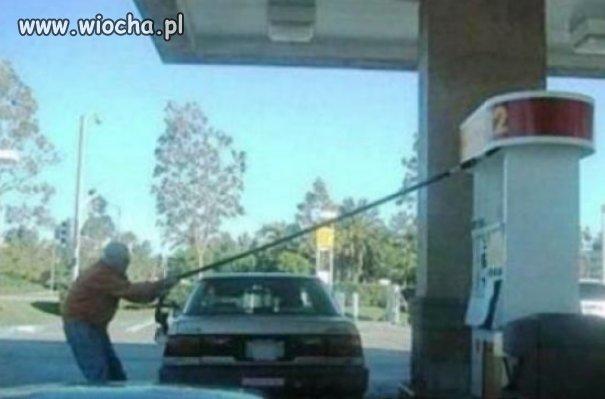 Mistrz tankowania.