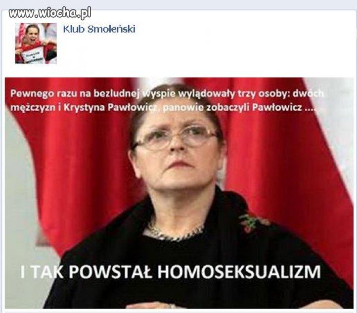 Przyczyna homoseksualizmu okazuje si� by� prosta