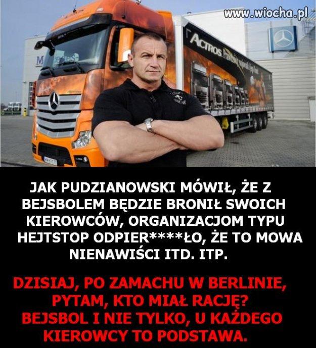 I jak? Dalej Pudzianowski przesadzał?