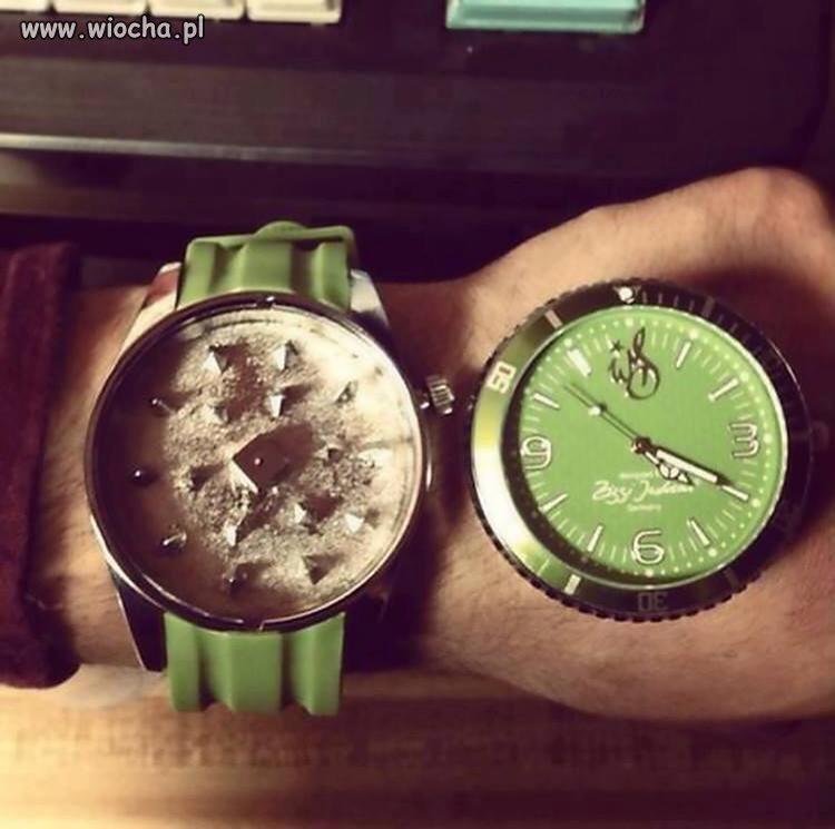 Kupiłem zegarek na allegro