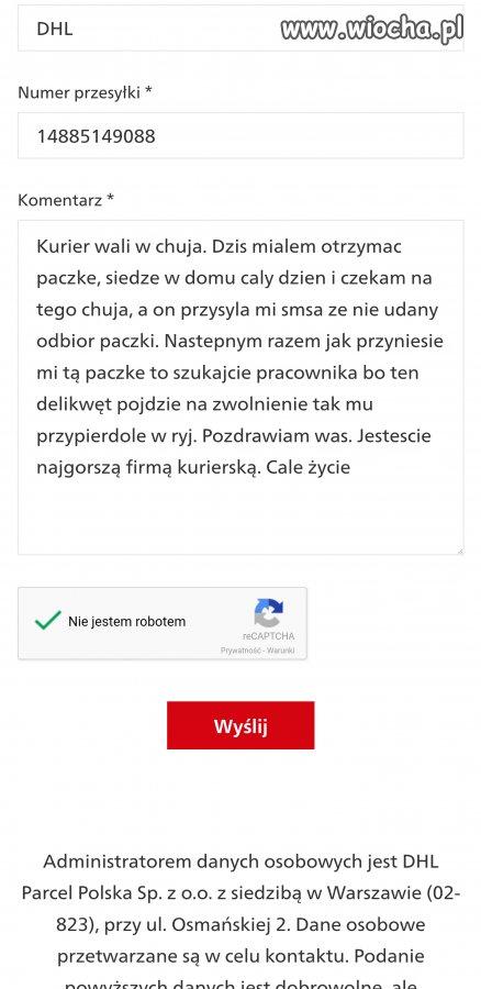 DHL pl