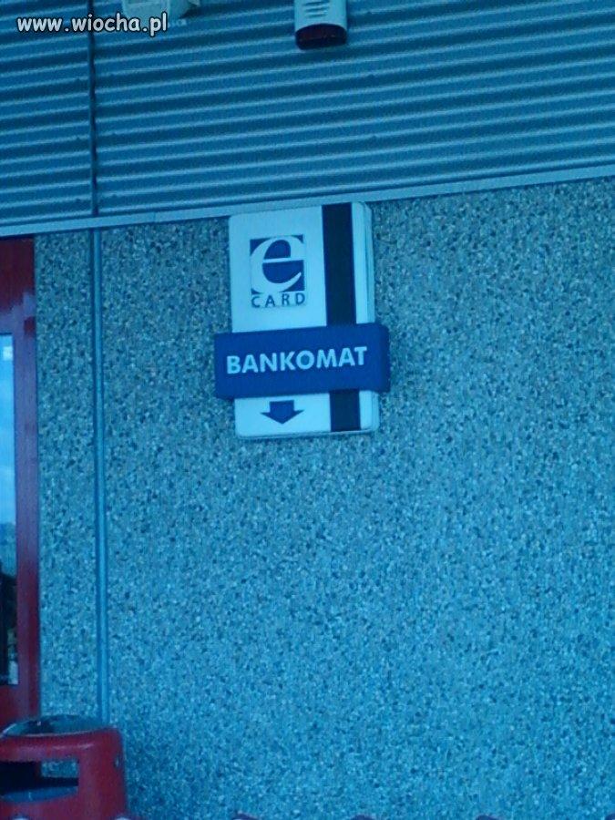 Bankomat Widmo