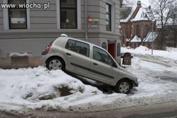Parkowanie ty�em