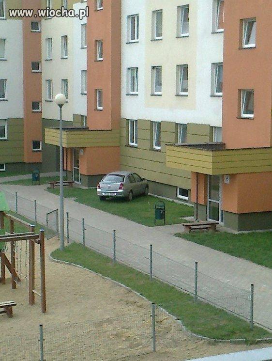 Mistrzowie parkowania - Głogów cz. 2