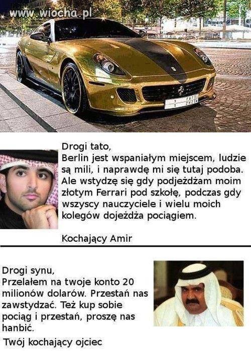 To się nazywa problem bogaczy...
