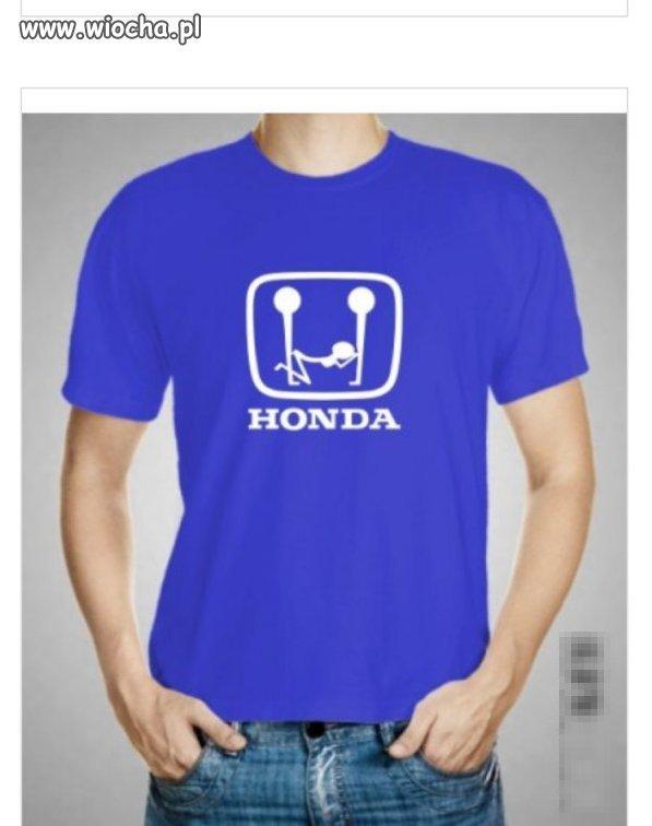 Honda lepiej ciągnie niż wygląda.