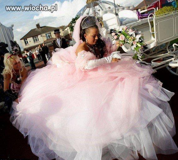 Ślub stulecia i ta suknia