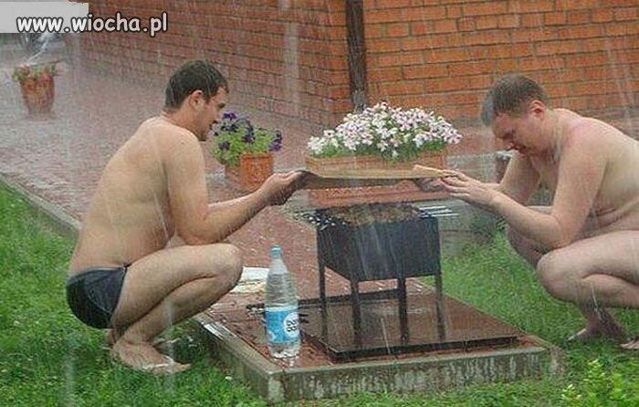 Rozpoczęcie sezonu na grillowanie